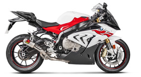 Escapamento Full Evolution Akrapovic Bmw S1000rr 15-18