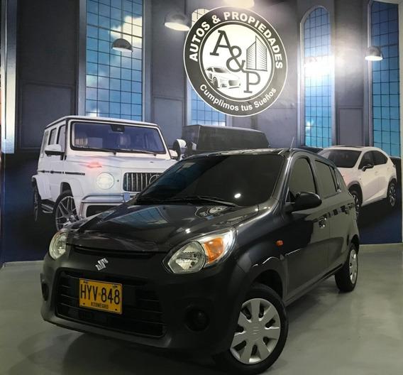 Suzuki New Alto 800 2019