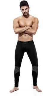 Licra Pantalon Hombre Gym Running Crossfit