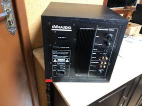 Dynaudio Mc15 E Mc 250 Monitor De Referência