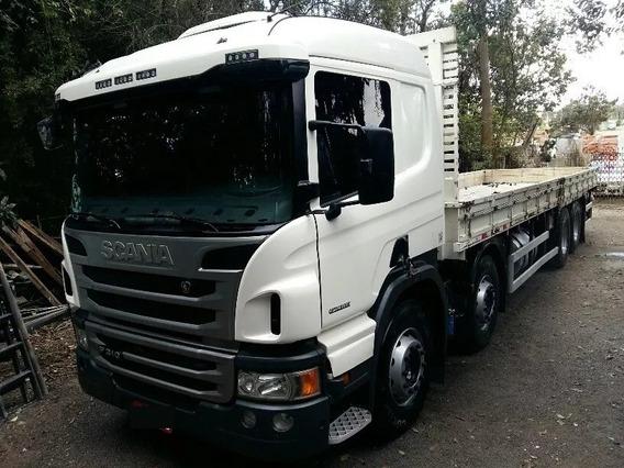 Scania P310 Bitruck 8x2 2014/14
