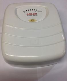 Caixa Plástica Da Central De Alarme Jfl Asd-210