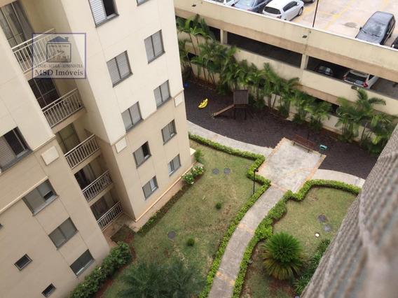 Apartamento A Venda No Bairro Vila Guilherme Em São Paulo - - 2410-1