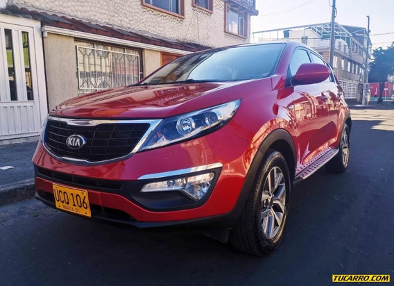 Kia New Sportage Lx Revolution 4x2 At
