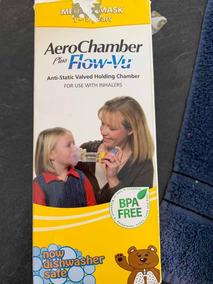 Aerochamber Plus Flow Bu, Aplicador Para Medicamento En Spra
