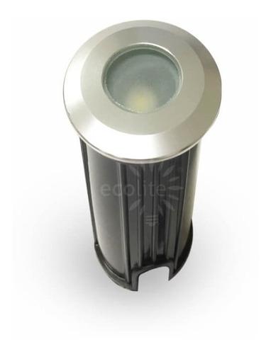 Imagen 1 de 7 de Mini Lampara O Bala O Iluminacion, De Piso Led 1w Exterior