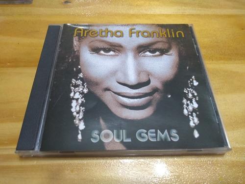 Soul Gems - Aretha Franklin - Barca, 2000 - Cd - U