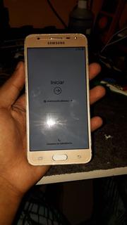 Celular Samsung Galaxy, J5 Prime 32 Gb Dourado.