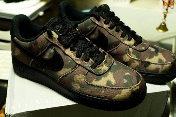 Nike Air Force 1 - Camuflado