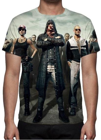 Camiseta Game Playerunknown