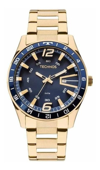 Relógio Technos Masculino 2115laj/4a C/ Garantia E Nf
