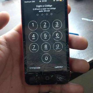 iPhone 6s 64gb Rosa E Preto