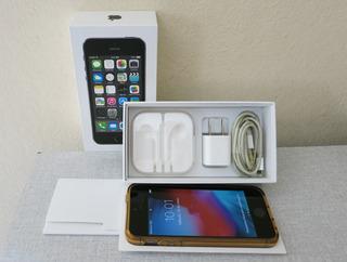 iPhone 5s 16gb Cinza Espacial Ios 12.4.8
