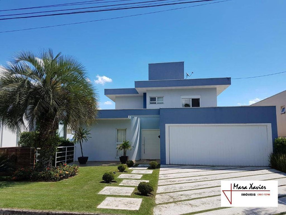Sobrado Com 3 Dormitórios À Venda, 250 M² Por R$ 1.920.000,00 - Bairro Buracão - Vinhedo/sp - So0686