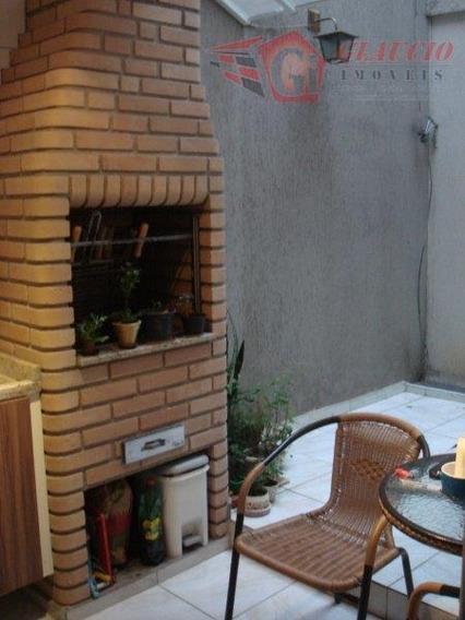 Sobrado Em Condomínio Para Venda Em São Paulo, Jardim Taboão, 3 Dormitórios, 3 Suítes, 2 Vagas - So0543
