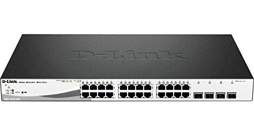 Switch D-link Dgs-1210-28p Ethernet Switch ® 5280