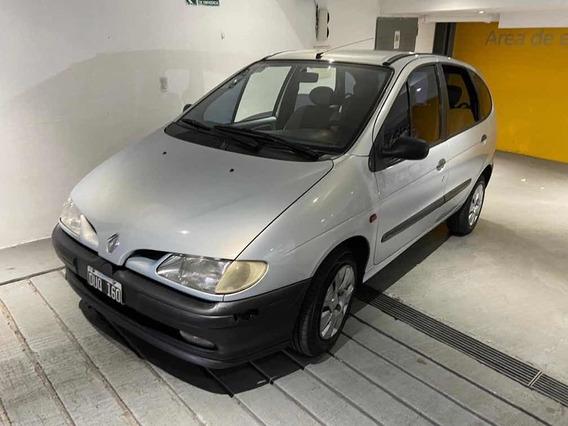 Renault Scénic 2001 1.6 Rt Ab Rn Gnc