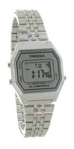 Reloj Tressa Vintage Digital Modelo Jerez M