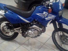Yamaha Xt 600e Azul, 2002