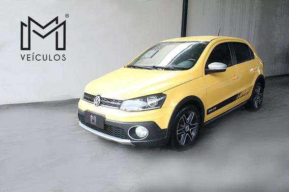 Volkswagen Gol Rallye 1.6 Amarelo 2014