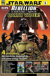 Hq Star Wars /on Line 15 Revistas
