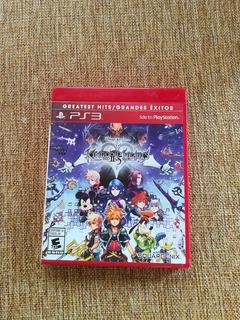 Kingdom Hearts Hd 2.5 Remix Disney Ps3 . Envio Gratis.