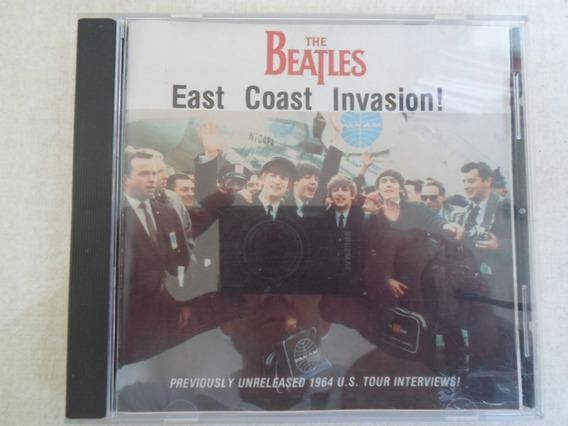 Cd The Beatles - East Coast Invasion - Excelente Estado!