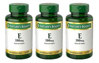 Vitamina E 180mg X3 Un Nature