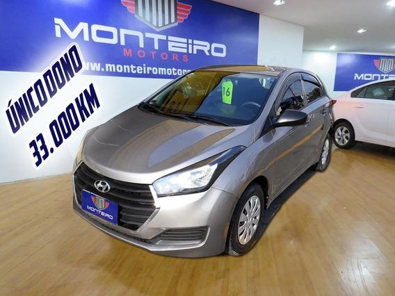 Hyundai Hb20 Hatch 1.0 Comfort Flex Completo 33.000 Km