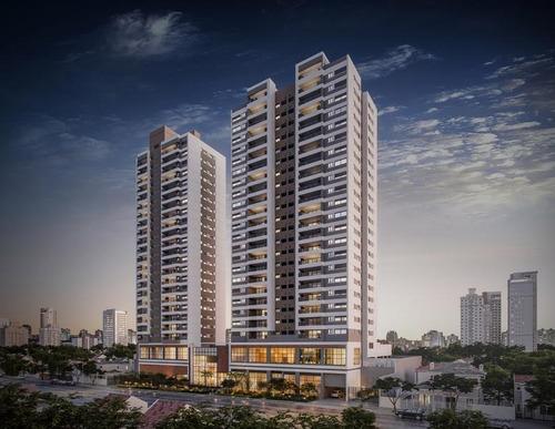 Apartamento Para Venda Em São Paulo, Vila Santa Catarina, 2 Dormitórios, 2 Suítes, 3 Banheiros, 1 Vaga - Cap2730_1-1257956