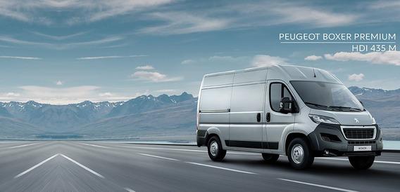 Peugeot Boxer Premium 2.2 Hdi 435m 0km $ 1.617.400