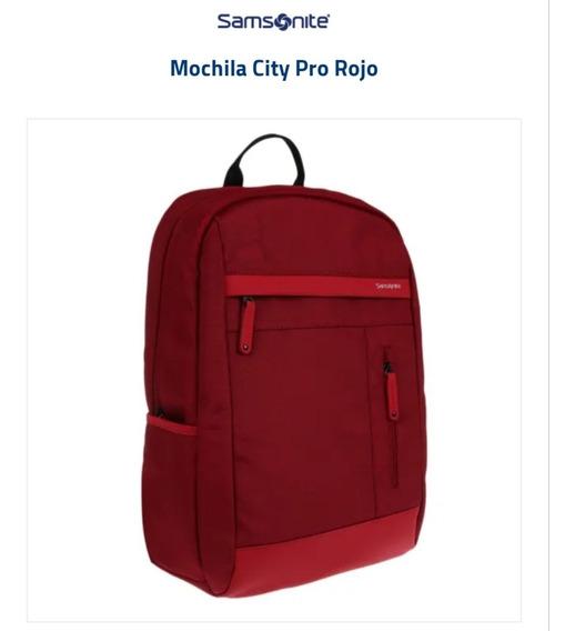 Mochila Samsonite City Pro