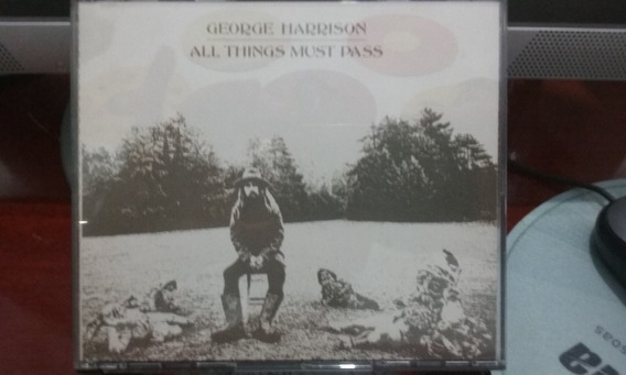 Cd George Harrison - All Things Must Pass Duplo