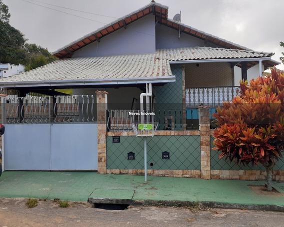 Vendo Casa No Bairro Mantiquira Em Paty Do Alferes - Rj - Ca00038 - 67856782