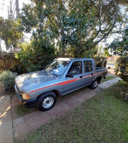 Toyota Hilux 1996 - Doble Cabina