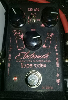 Pedal Overdrive Superpodex Electromate