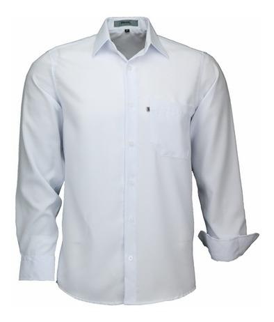 Camisa Microleve Manga Longa Tradicional