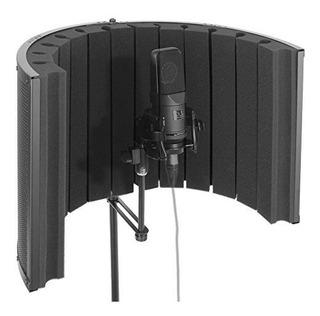 Pyle Mini Cabina De Grabación Vocal Portátil M