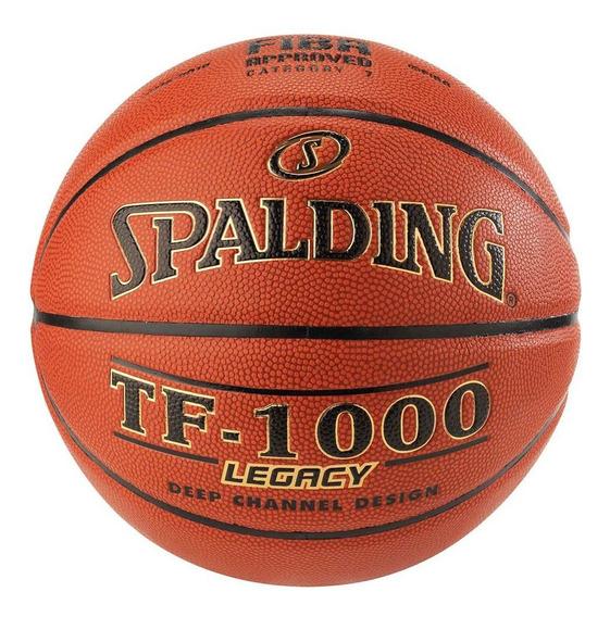 Pelota De Basketball Spalding Tf-1000 Oficial N°7 Basket