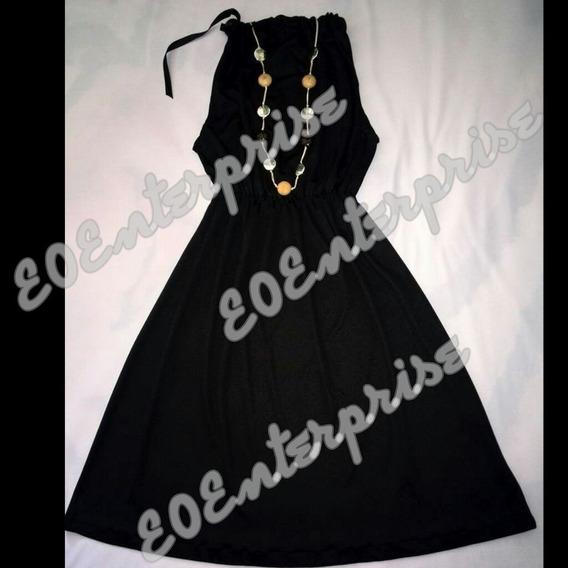 Vestido Casual Corto De Verano