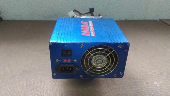 Fonte Real 420 Watts Raid Max Modelo Ky-520 Atx - Usada