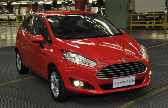 Sucatas E Batidos Ford New Fiesta Nacional 1.5 Manual Flex.