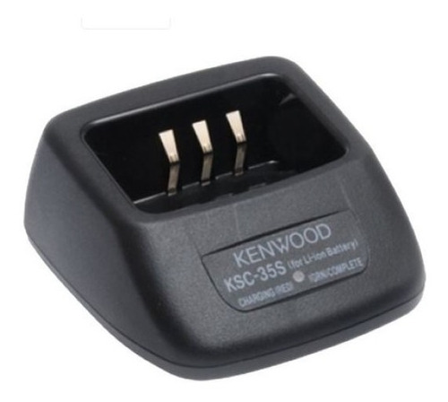 Cargador Para Radio Kenwood Ksc-35s Baterias Knb 45l/63l/65l