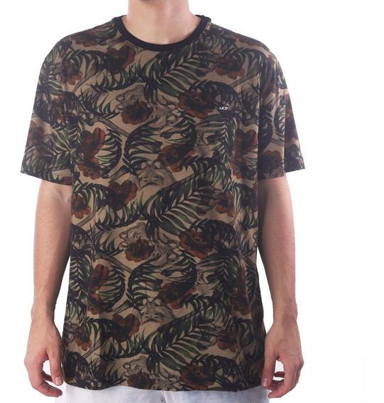 Camiseta Mcd Especial Full Tropical Bones