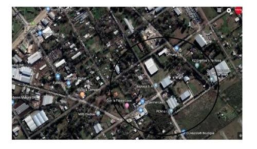 Imagen 1 de 1 de Excelente Terreno 1720 M2 En Villa Rosa Pilar