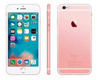 iPhone 6s Rose Rosa 32gb Lindo! Seminovo Muito Conservado