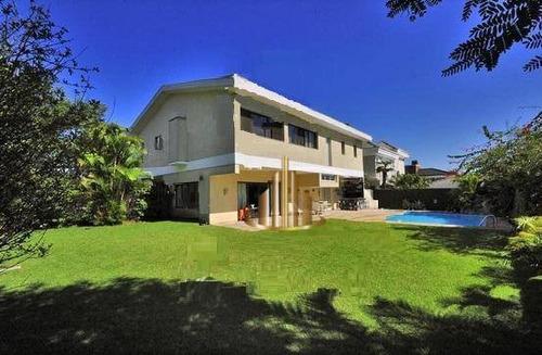 Casa Com 4 Suítes À Venda, 490 M² Por R$ 3.700.000 - Alphaville 0 - Barueri/sp - Ca0307
