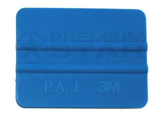 Espatula 3m Azul Polarizado Ploteo Vinilo * Premium Star *