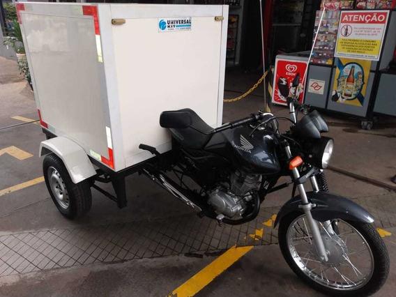 Triciclo Honda Cg 150 Flex