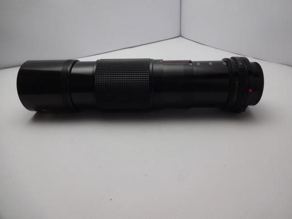Lente Canon 100 - 200 Mm 1:5.6 S.c Zoom